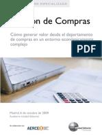 Programa - III Encuentro Gestion de Compras