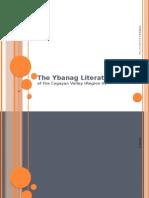 The Ybanag Literature