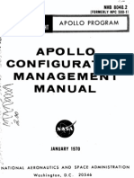 Apollo Configuration Management Manual