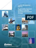 London Economic Development Sustainability Appraisal