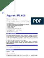 AgorexPL600AdhesivodeMontaje