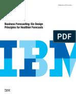Business Forecasting Six Design Principles Fpr Healthier Forecasts_Organizer_2