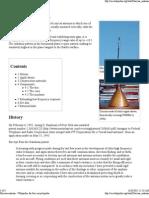 Discone Antenna - Wikipedia, The Free Encyclopedia