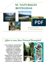 6 Areas Naturales Protegidas