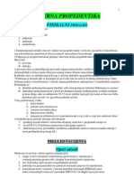 Interna Propedevtika - Skripta [Bez Slika]
