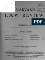 Adverse Possession Harvard Law Review