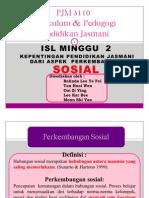 PJM 3110 Kurikulum & Pedogogi Pendidikan Jasmani ISL m2