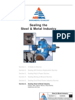 L UK SLURRY Steel Metal Industry