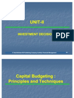 2.Edited FM Capital Budgeting