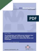 Dexter Philips Working Paper 04-2009