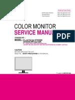 lg tft lcd color monitor flatron w1934s pdf soldering printed rh es scribd com
