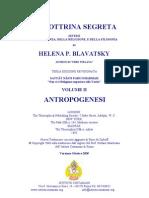 HPB - Dottrina Segreta Vol2