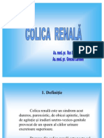 Colica renala