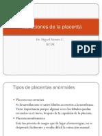 8 Alteraciones Placenta