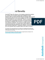 Autocadmap3d2009 Features-benefits Final