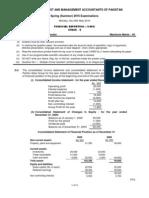 Financial reporting-2010(sum)ICAMP
