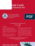 Citizenship Flashcards