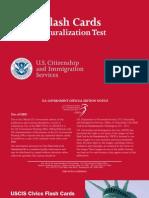 Citizenship Flashcards