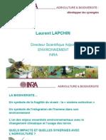 Agriculture et biodiversité
