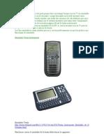 Emulador de Calculadora T I Tutorial