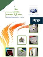 Kentec catalogue11-12