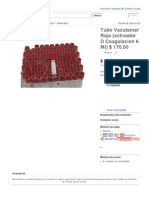Tubo Vacutainer BD