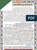 Hum Farz Salat [Namaz] Ke Bad Hath Utha Kar Ijtimai Dua Kyun Nahi Kartay