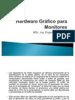 Hardware Gráfico para Monitores ( Universidad Nacional de Moquegua )