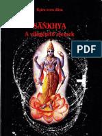 Kṣīracora dāsa - Sāṅkhya - A világépítő elemek