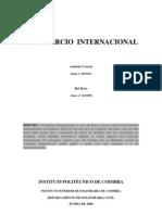 O Comércio Internacional