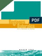 Regiones Naturales de Córdoba