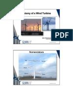 Anatomy of a Wind Turbine