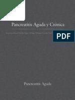 pancreatitis aguda y crónica final