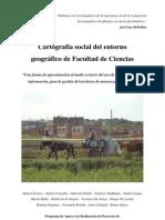 Cartografia Social PROYECTO CSIC E916 - Informe Final