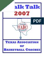TABCChalkTalk2007