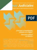 15-Funciona la investigación judicial en la región