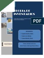 Teoría de Inventario-Logísitica-Monografía