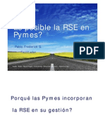 Taller RSEenPymes Chile