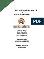 Proyecto Arroz Con Leche Jordan Ariza Casi Completo