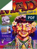 MAD Brasil Especial anos.60