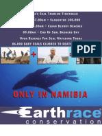 Namibia Tourism Timetable