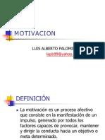ESTRATEGIAS DE MOTIVACIÓN