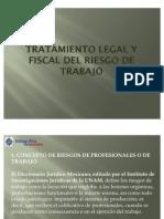 Tratamiento Legal y Fiscal Del Riesgo de Trabajo1317