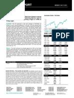 Australian Dollar Outlook 04 July 2011