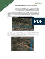 Propuesta diseño Reforestación Central San Clemente