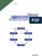 Manuel Gestion Projet