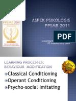 Aspek Psikologis PPSMB 2011