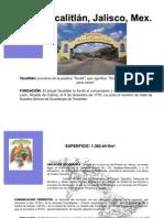monografia Tecalitlan Jalisco