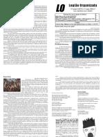 Vigéssima Quinta Edição do Jornal da LO