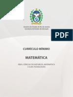 Curriculo Matematica - Livro